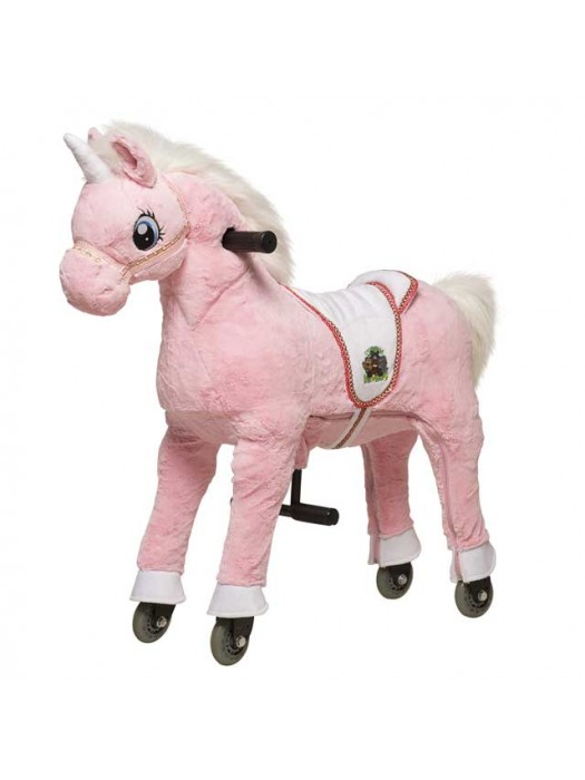 Animal Ridings unicorn pink