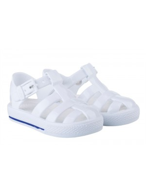 igor tenis solid jellies white