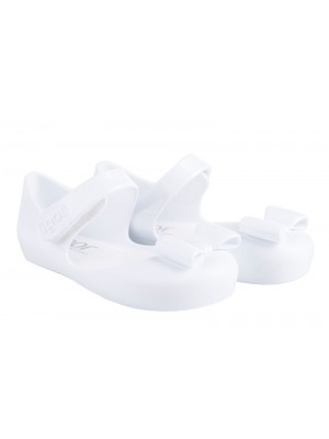 Igor Mia jelly shoes white